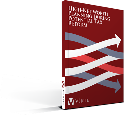 High-Net Worth Planning During Potential Tax Reform