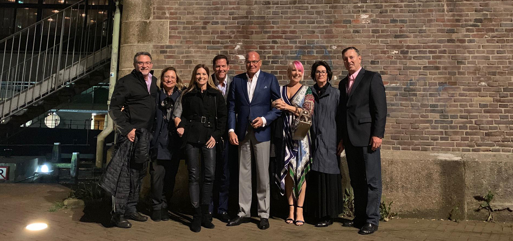 Out & About: 2019 Leaders Conference in Amsterdam